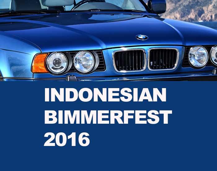 Indonesian Bimmerfest 2016