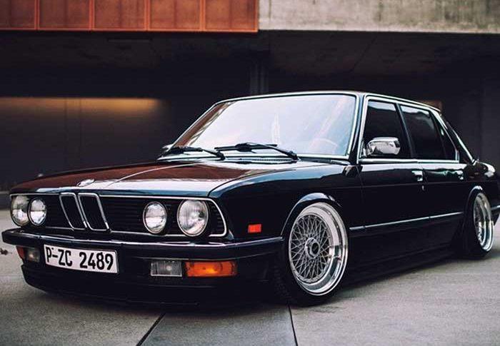 BMW 3 Series E21