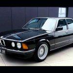BMW 7 Series E23