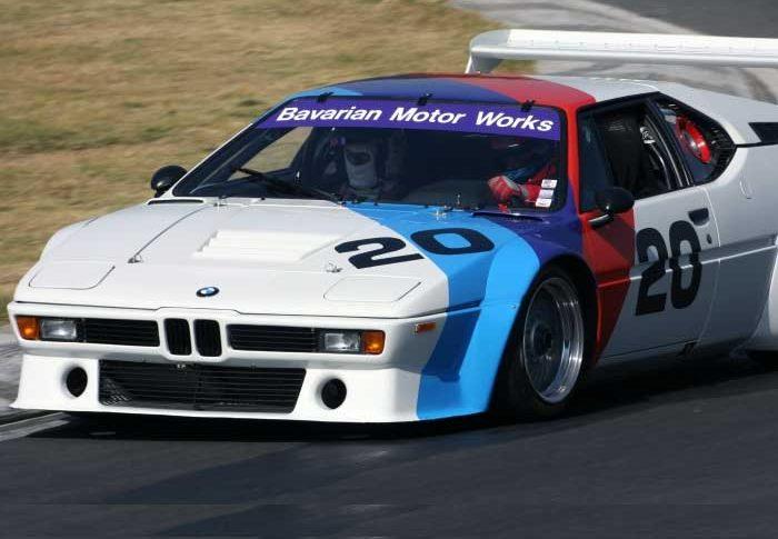 40 Tahun BMW M1