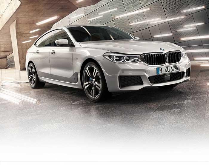 BMW 6 Series G32