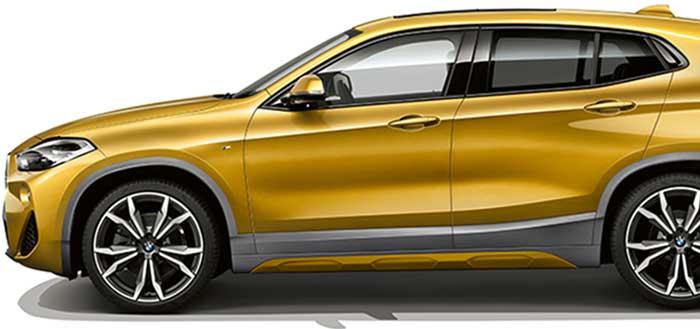 BMW F39