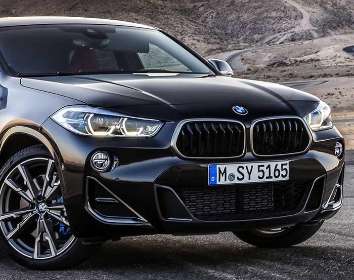 BMW X2 Series F39
