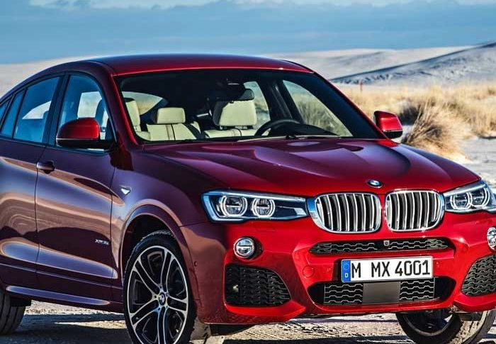 BMW X4 Series F26