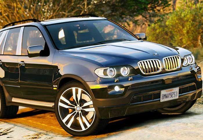 BMW X5 Series E53
