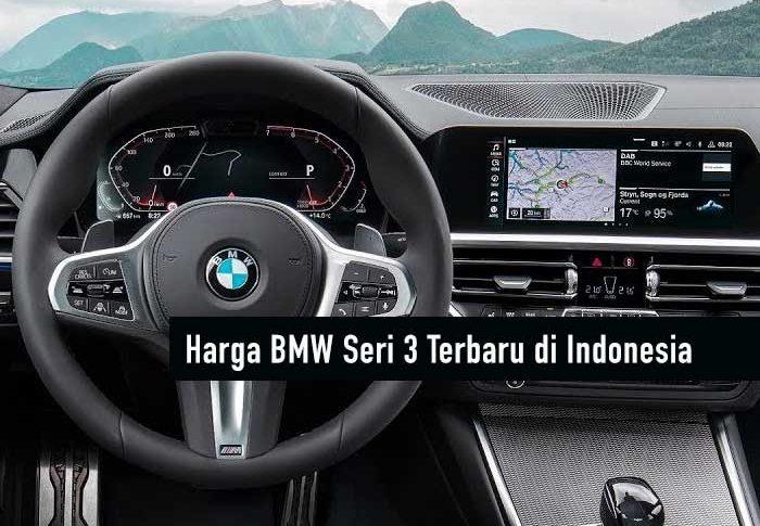 Daftar Harga BMW Seri 3
