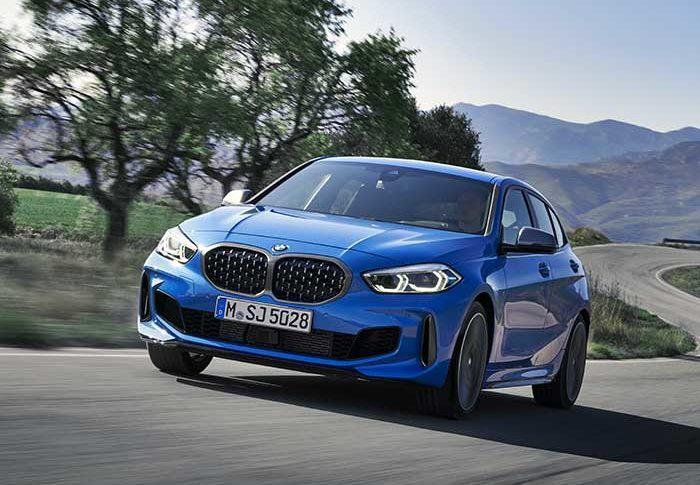 BMW 1 Series F40