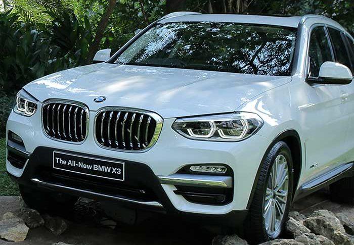 BMW X3 Series G01