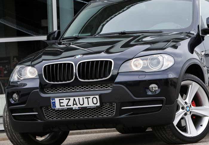 BMW X5 Series E70