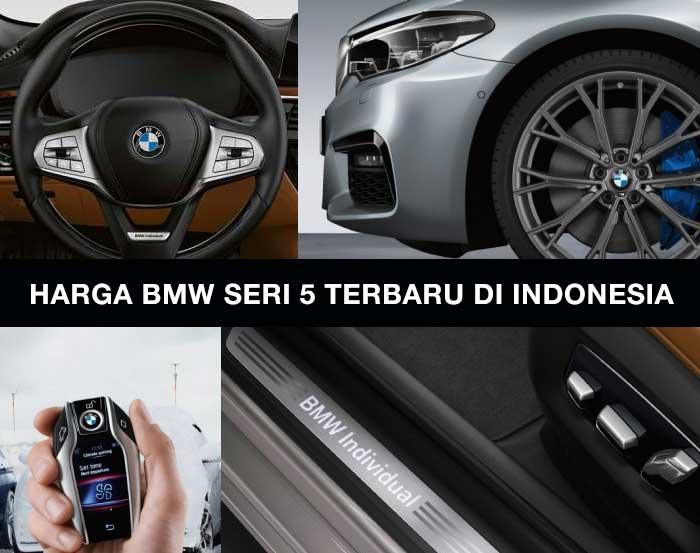 Harga BMW Seri 5 Terbaru