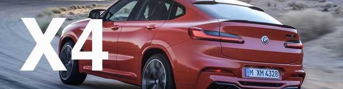 BMW X4 Series