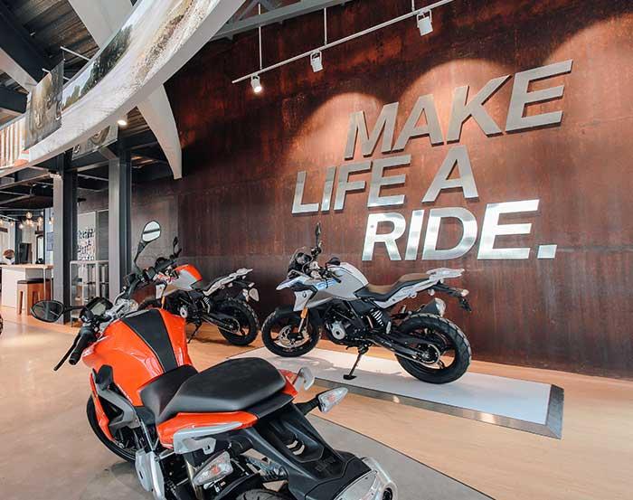 Dealer BMW Motorrad Indonesia