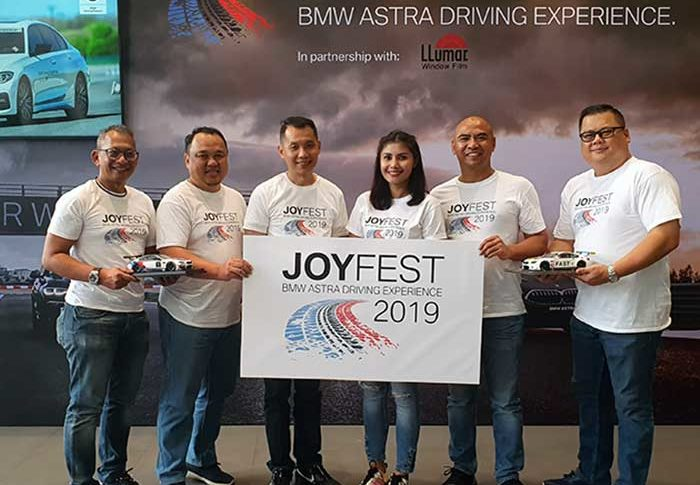BMW Astra Driving Experience 2019