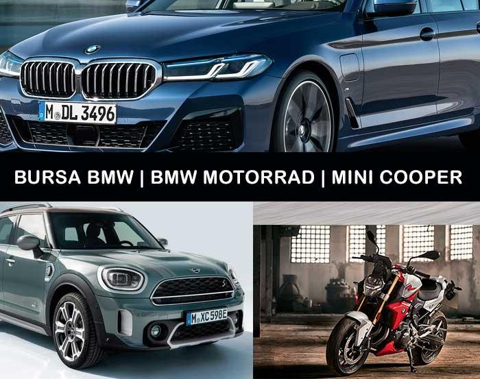 Jual beli BMW