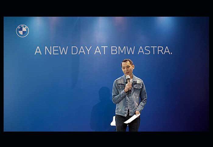 Kebiasaan Baru BMW Astra