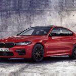 BMW M5 Elektrik